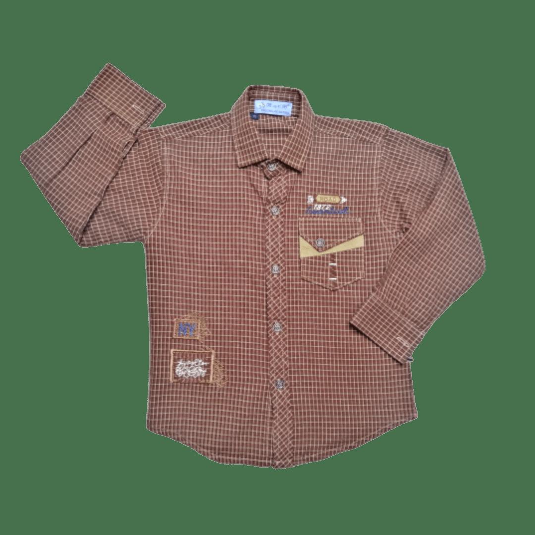 Carron Boy Shirt