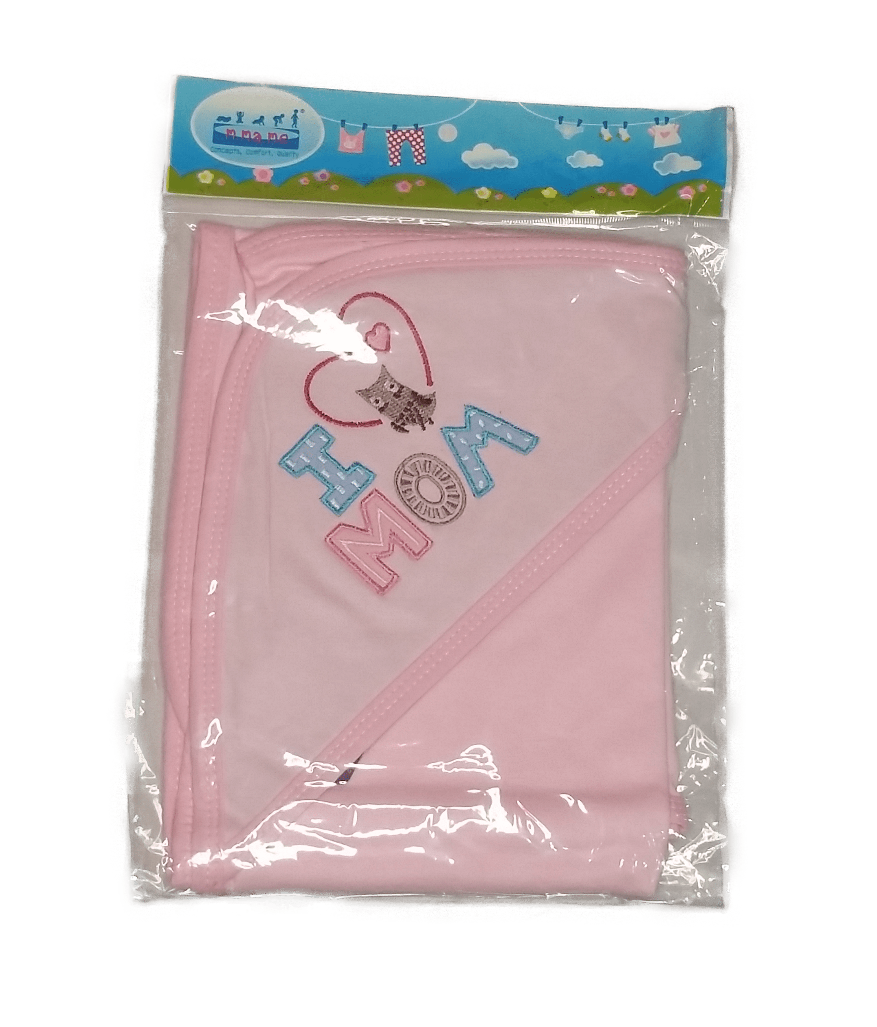 M.Mame Wrapping Shawl