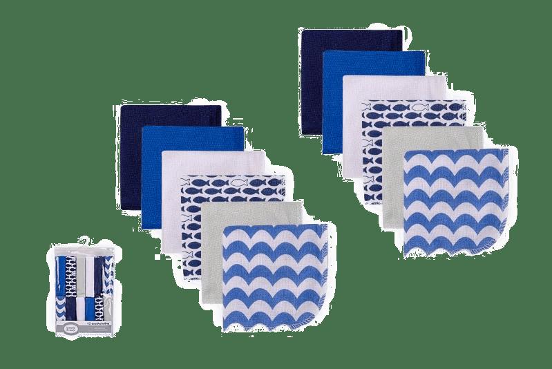 Hudson Baby Washcloths ( Pack of 10 )