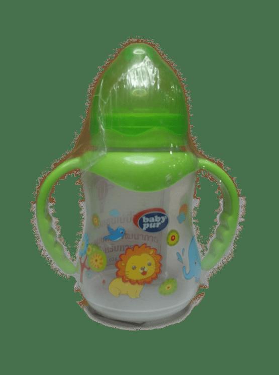 Baby Pur Feeder 9OZ / Green