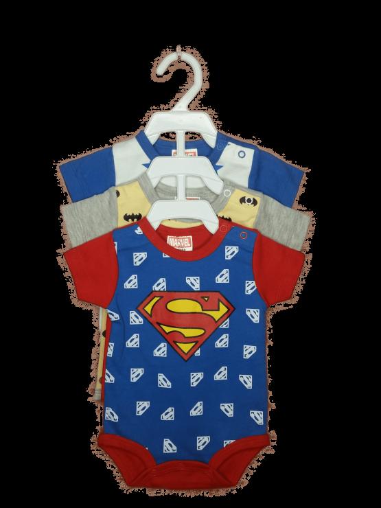 Marvel Body Romper ( Pack of 3 )