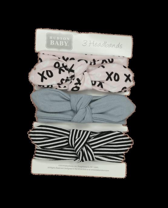 Hudson Baby Headbands ( Pack of 3
