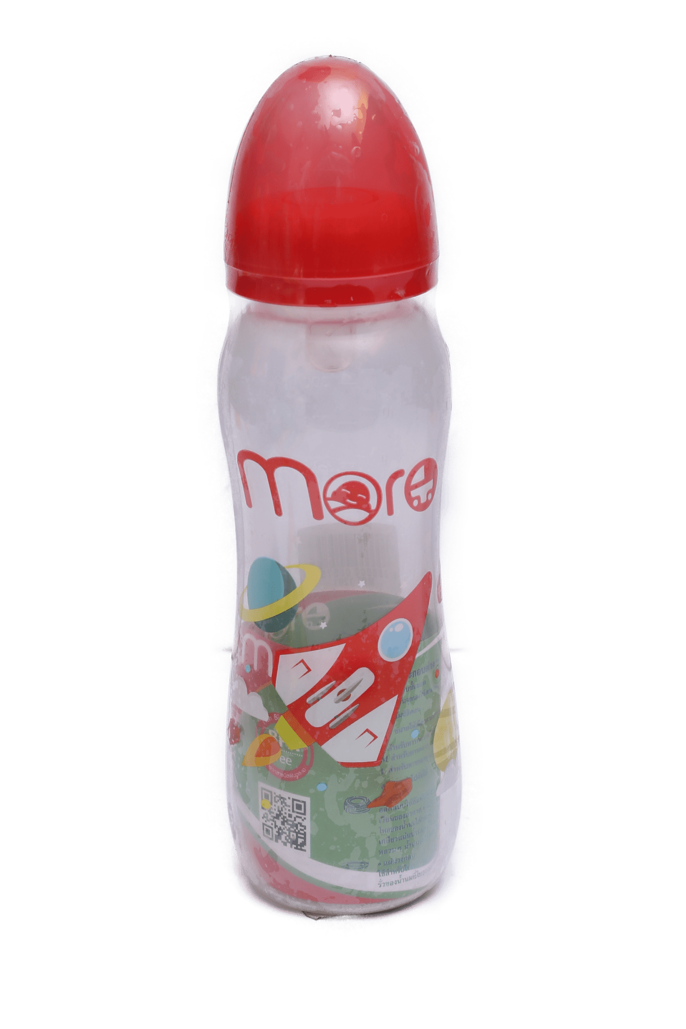 More Baby Feeder  12Oz / 350mL ( Red )