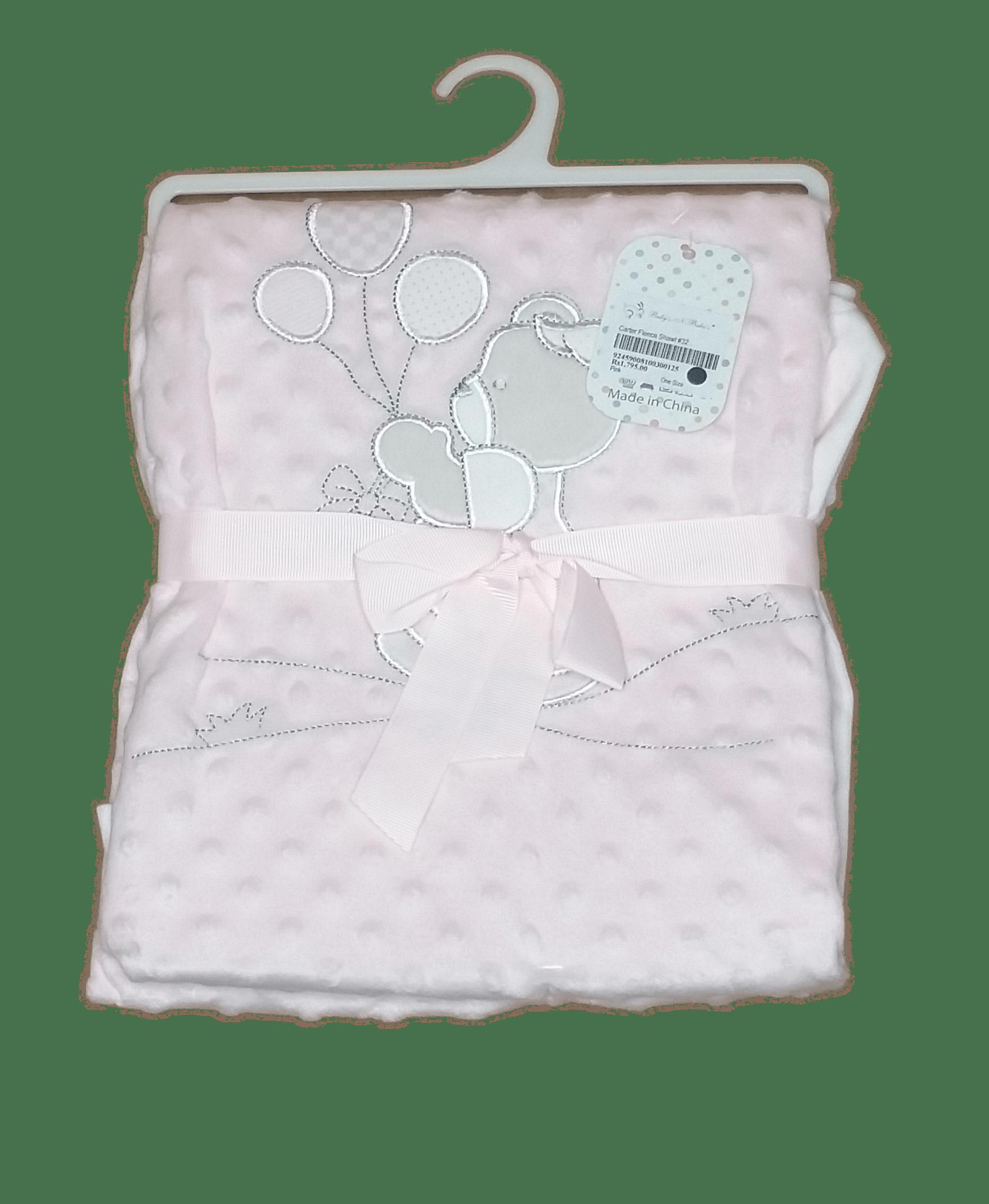 Carter Fleece Blanket / Wrapping Shawl