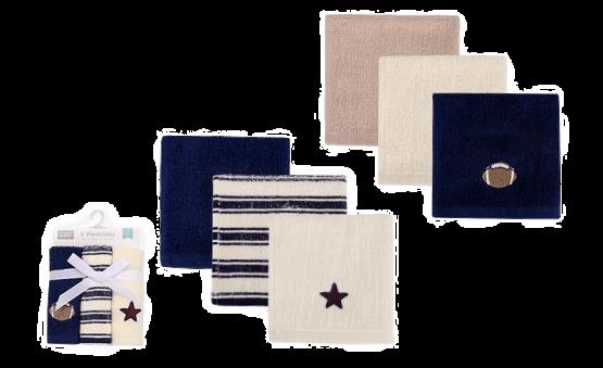 Hudson Washcloth ( Pack of 6 )