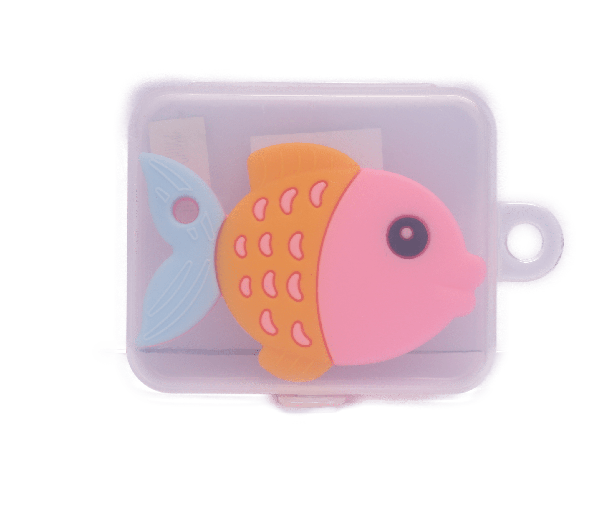 Fish Teether With Case ( Imp )