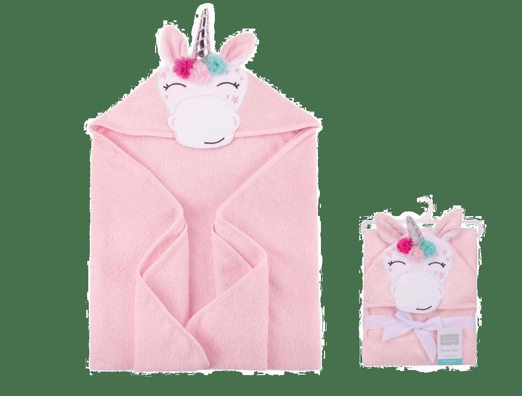 Hudson Baby Bath Towel