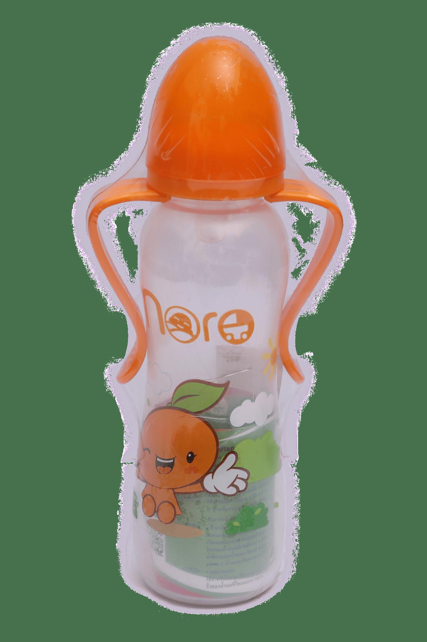 More Baby Handle Feeder  12Oz / 350mL ( Orange )