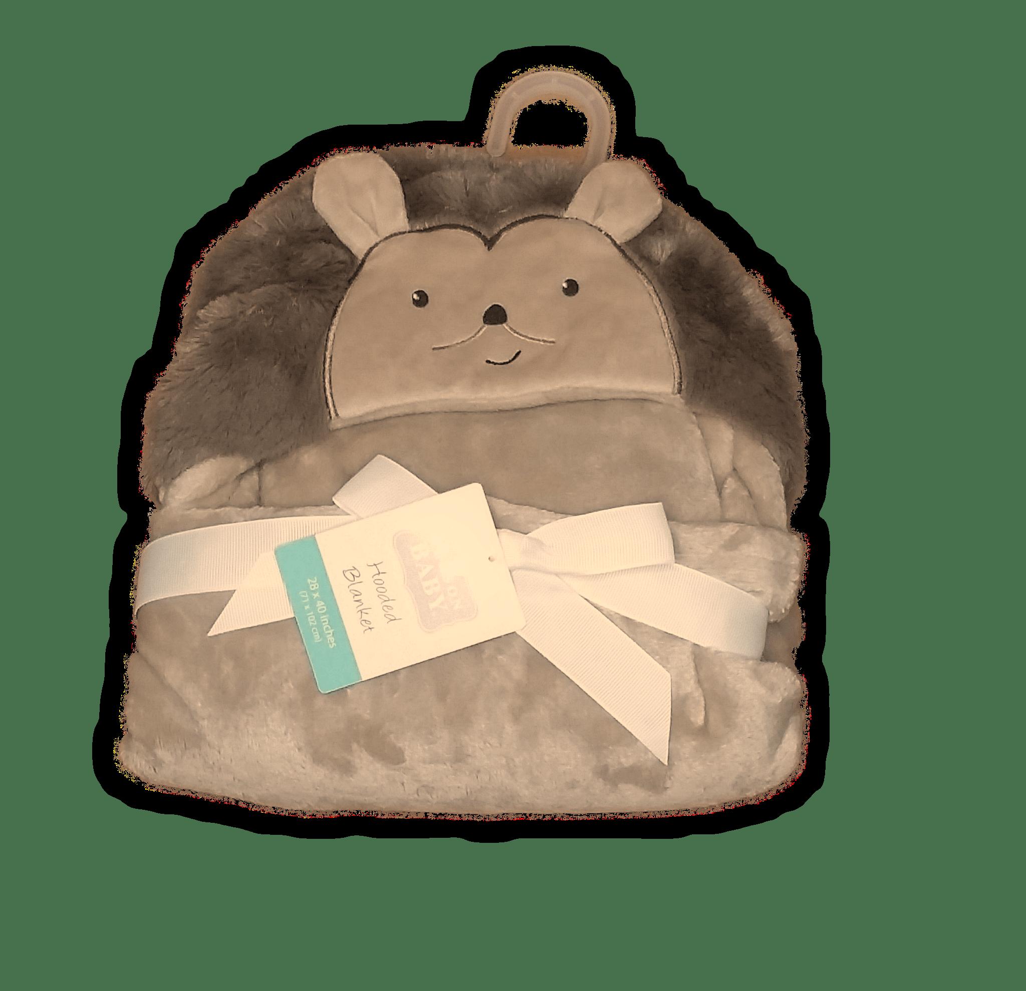 Hudson Baby Blanket / Wrapping Shawl