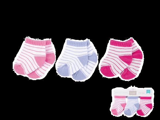 Hudson Baby Socks ( Pack of 3)