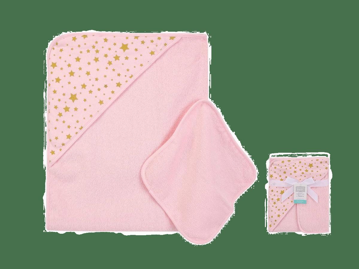 Hudson Bath Towel & Face Towel