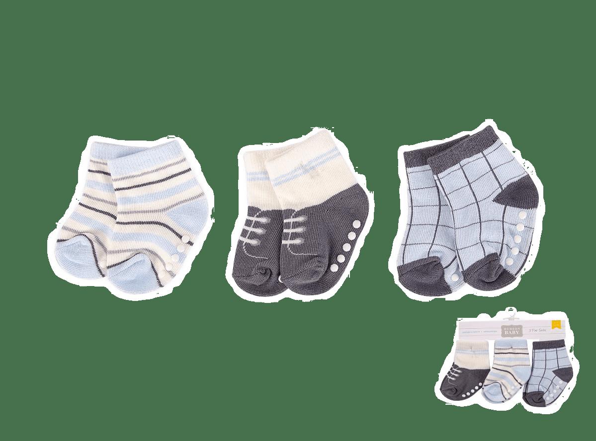 Hudson Baby Socks ( Pack of 3 )