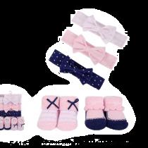 Hudson Caps & Headbands ( Pack of 5 )