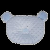 CarterLiebe Baby Pillow ( Blue )