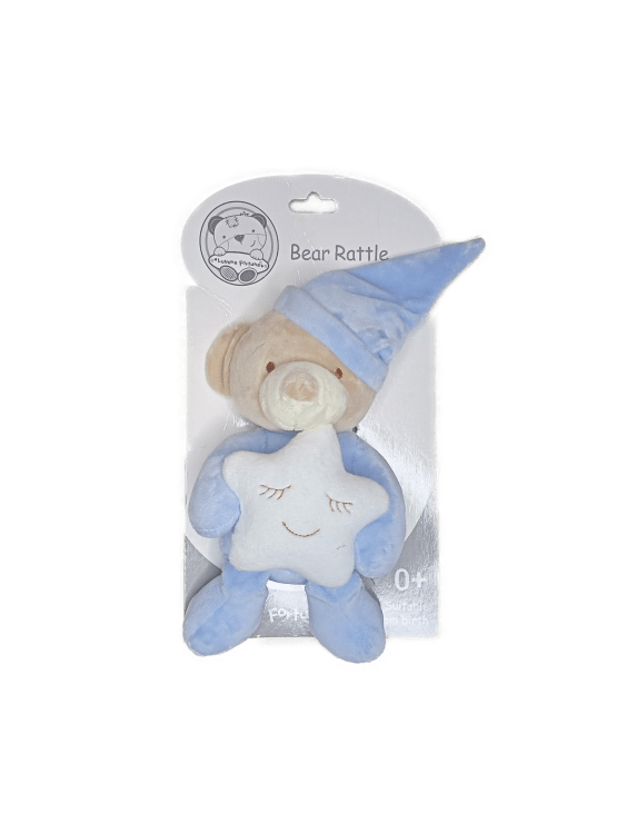Luvena Activity Musical Rattle Toy