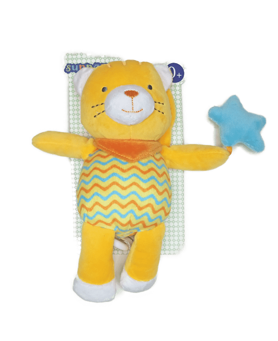 Sunnozy Activity Musical Rattle Toy