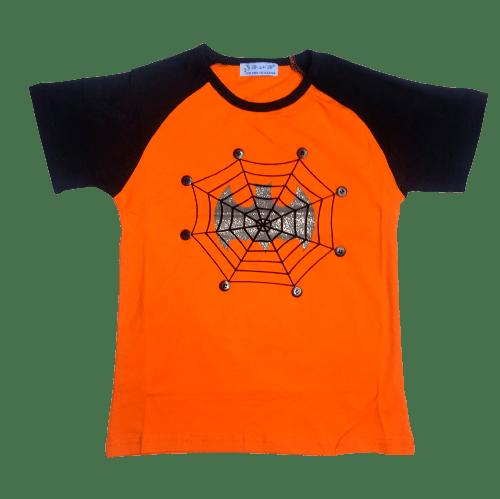 T-Shirt Web (Orange)