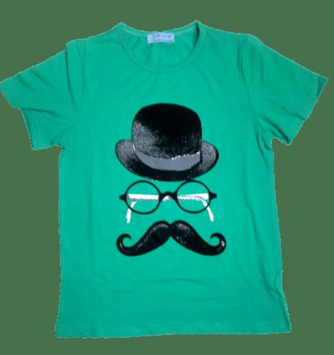 T-Shirt Hat (Green)