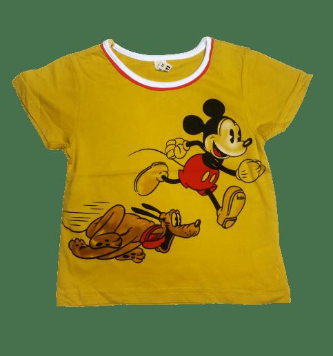 T-Shirt Micky (Yellow)
