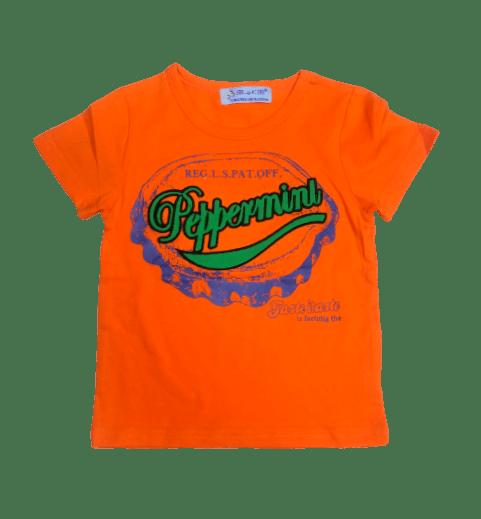 T-Shirt Peppermint (Orange)