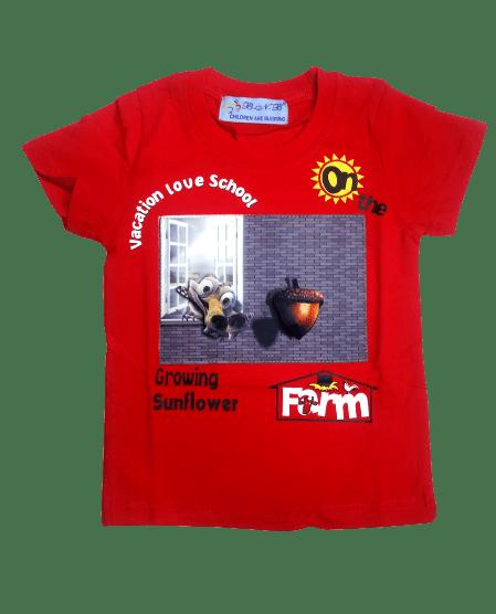 T-Shirt Farm (Red)