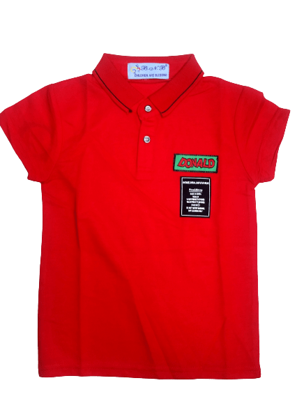 T-Shirt Donald (Red)