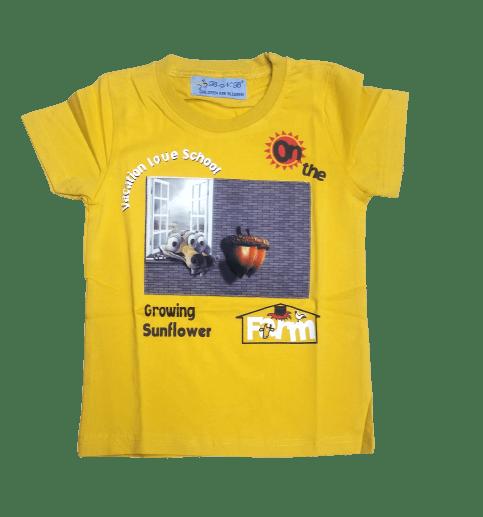 T-Shirt Farm (Yellow)