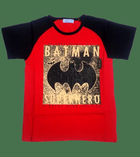 T-Shirt Batman (Red)