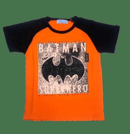 T-Shirt Batman (Orange)