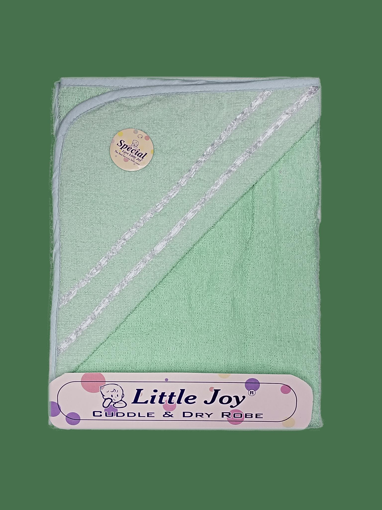 Little Joy Bath Towel (C-Green)