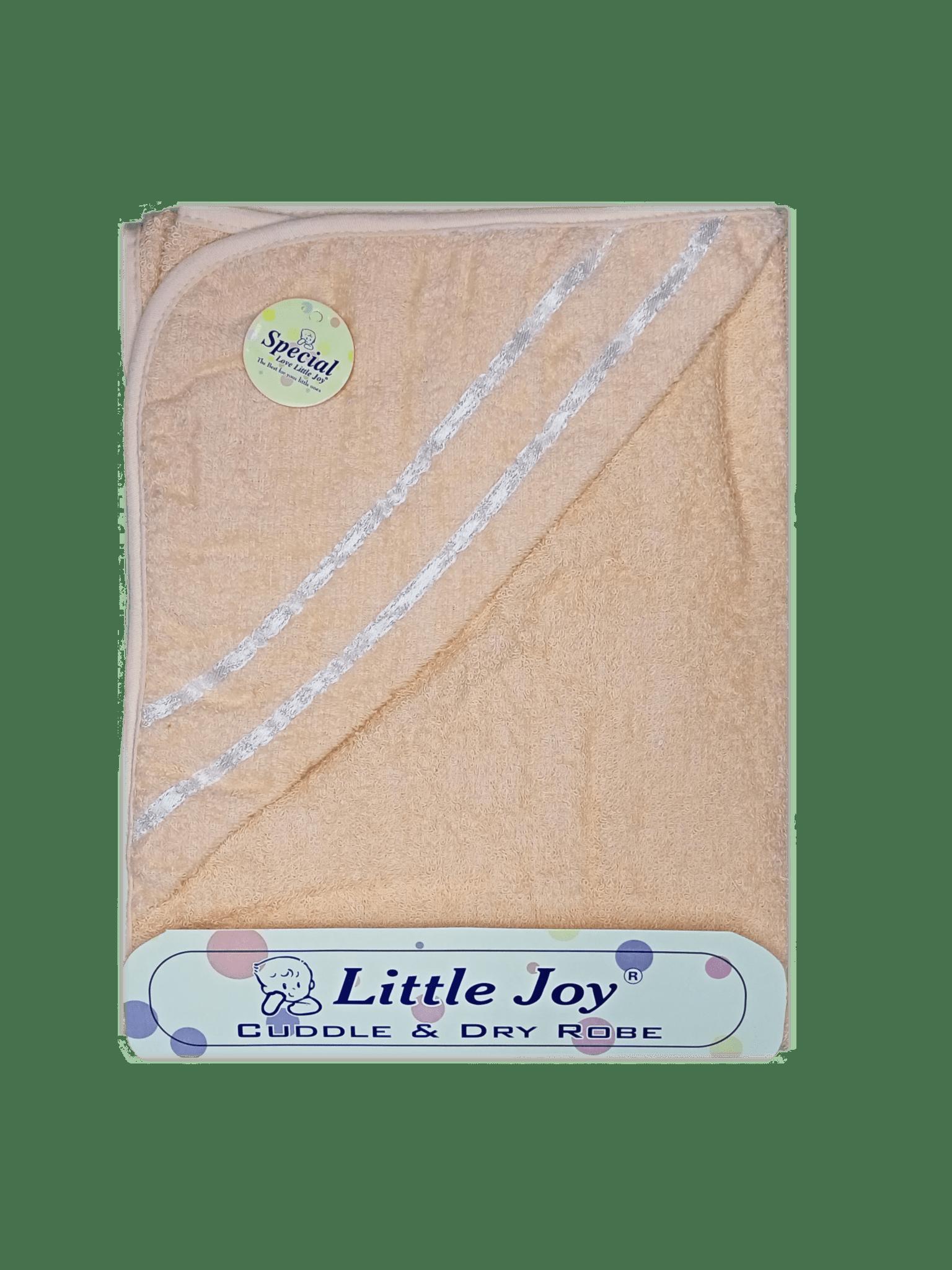 Little Joy Bath Towel (Orange)