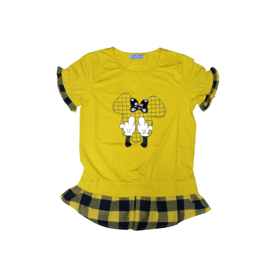 Micky Blouse (Yellow)