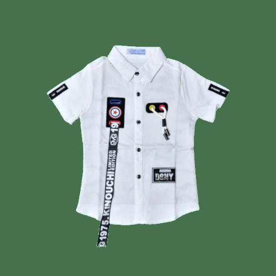 Kinouchi Shirt (White)