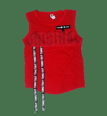 T-Shirt Orignal (Red)