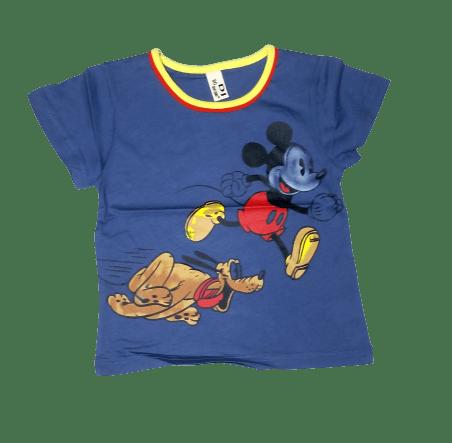 T-Shirt Micky (Blue)