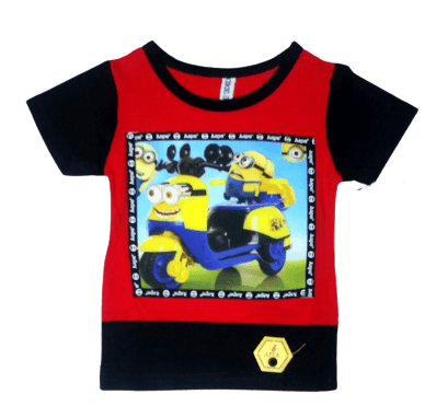 T-Shirt Despicable me (Red)