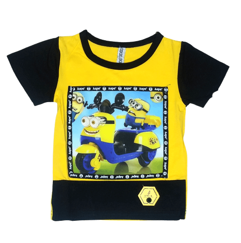 T-Shirt Despicable me (Yellow)