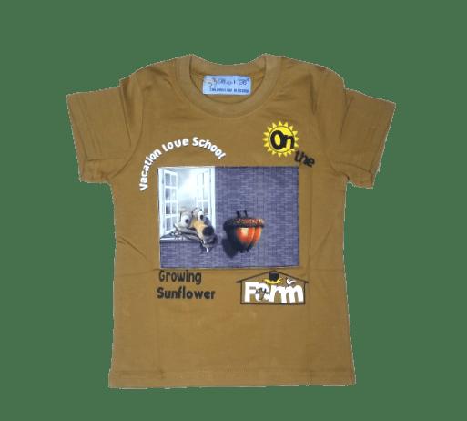T-Shirt Farm (Beige)