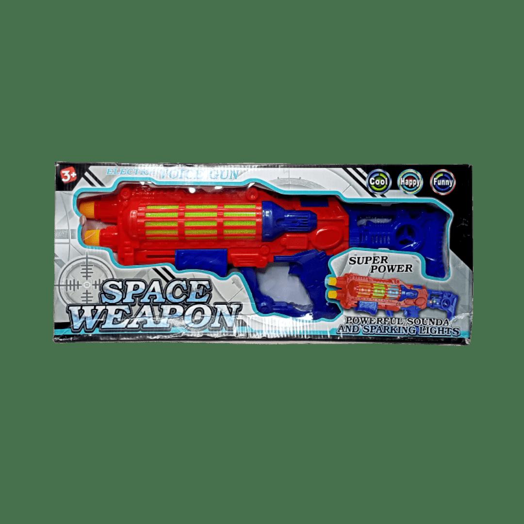 Electric Voice Gun