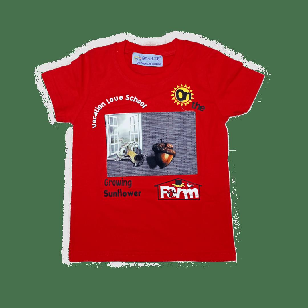 Cool School Boy T/Shirt