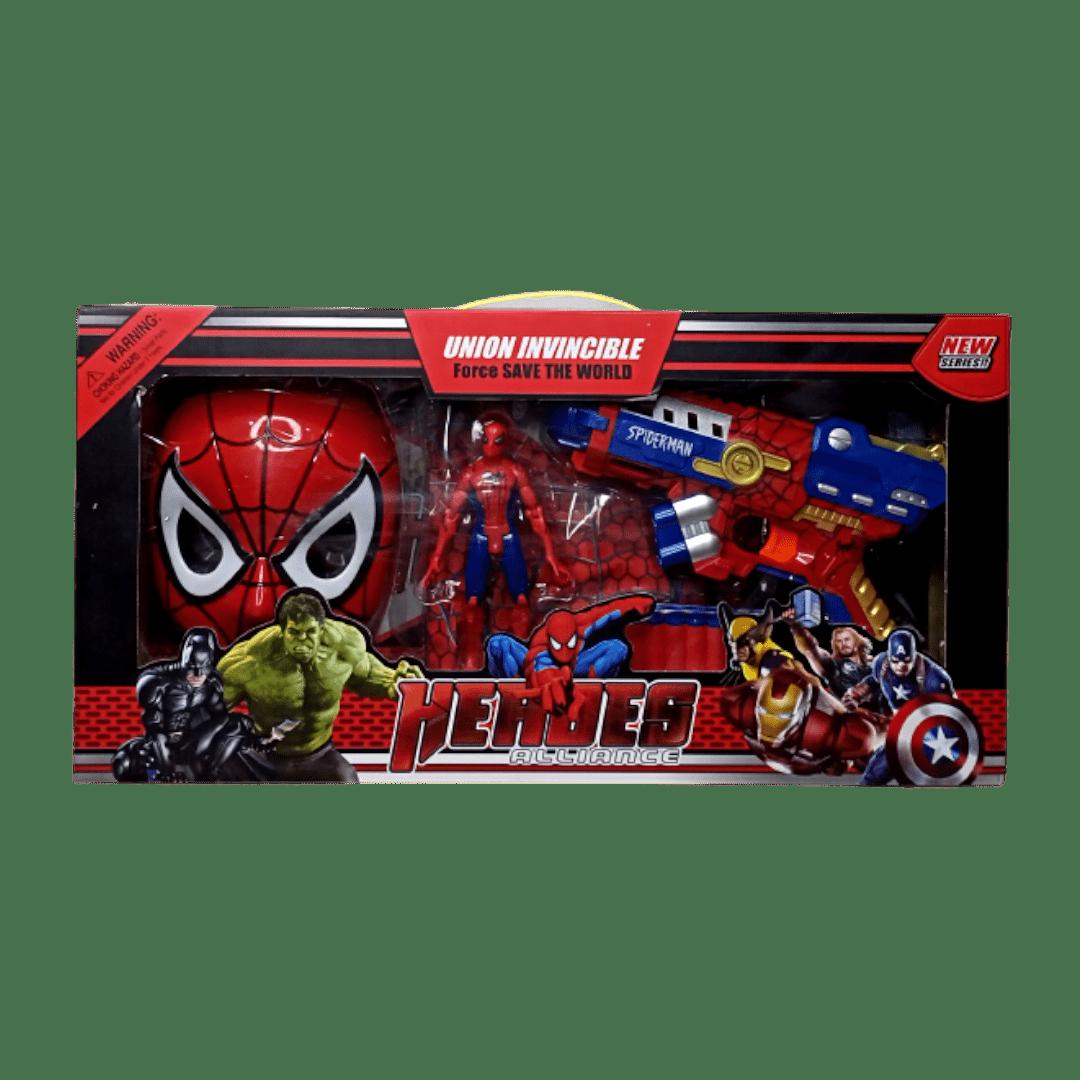 Spiderman Mask Set