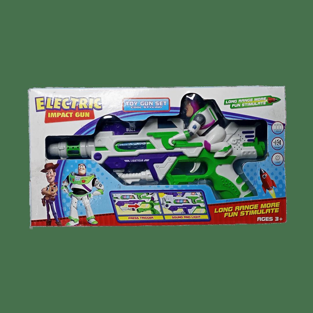 Toy Story Electric Impact Gun