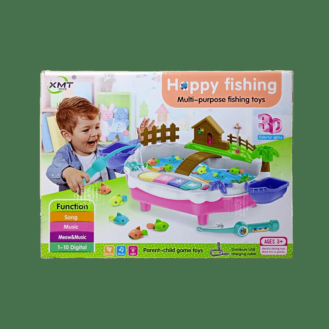 Happy Fishing Multi-Purpose Fishing Toys