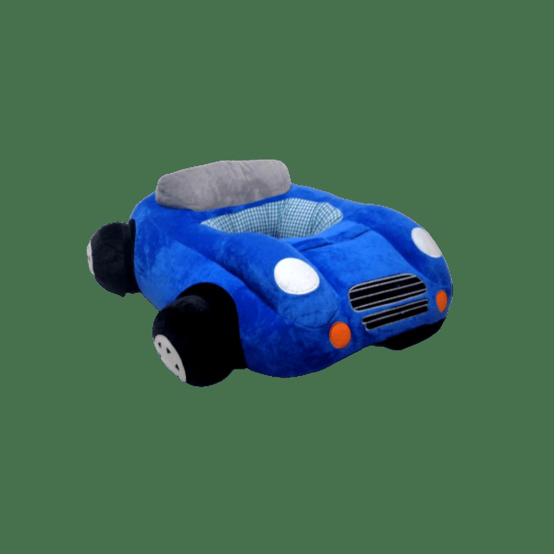 Baby Car Stuff Seat ( Blue )