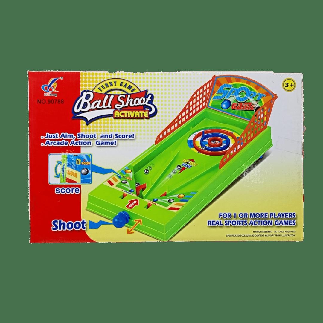 Ball Shoot Game