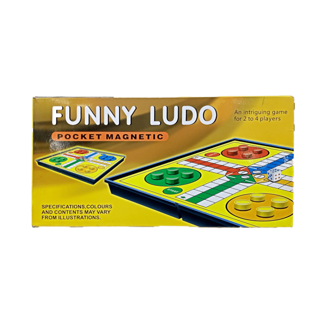 LUDO Game Magnetic