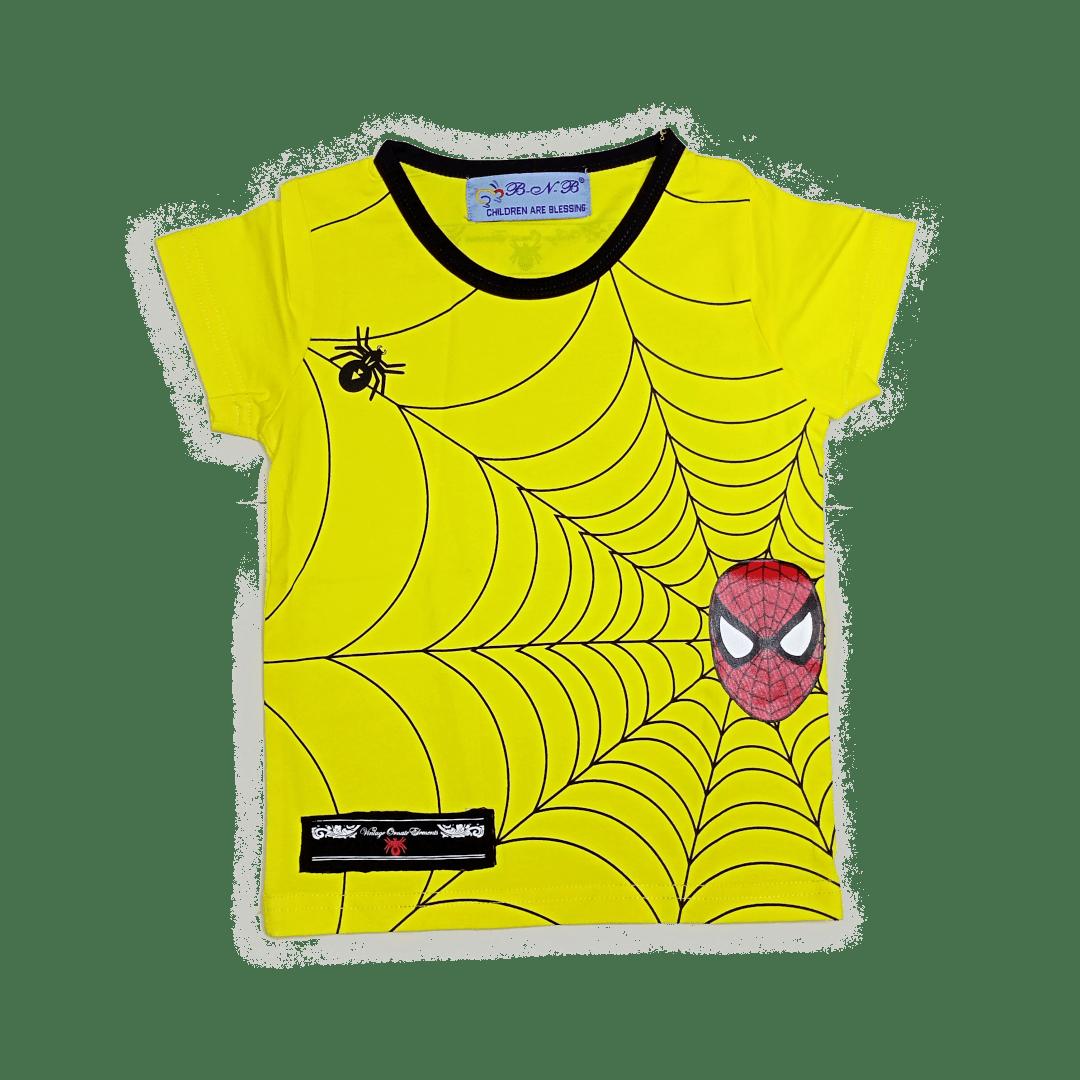 Spider Man Boy T/Shirt