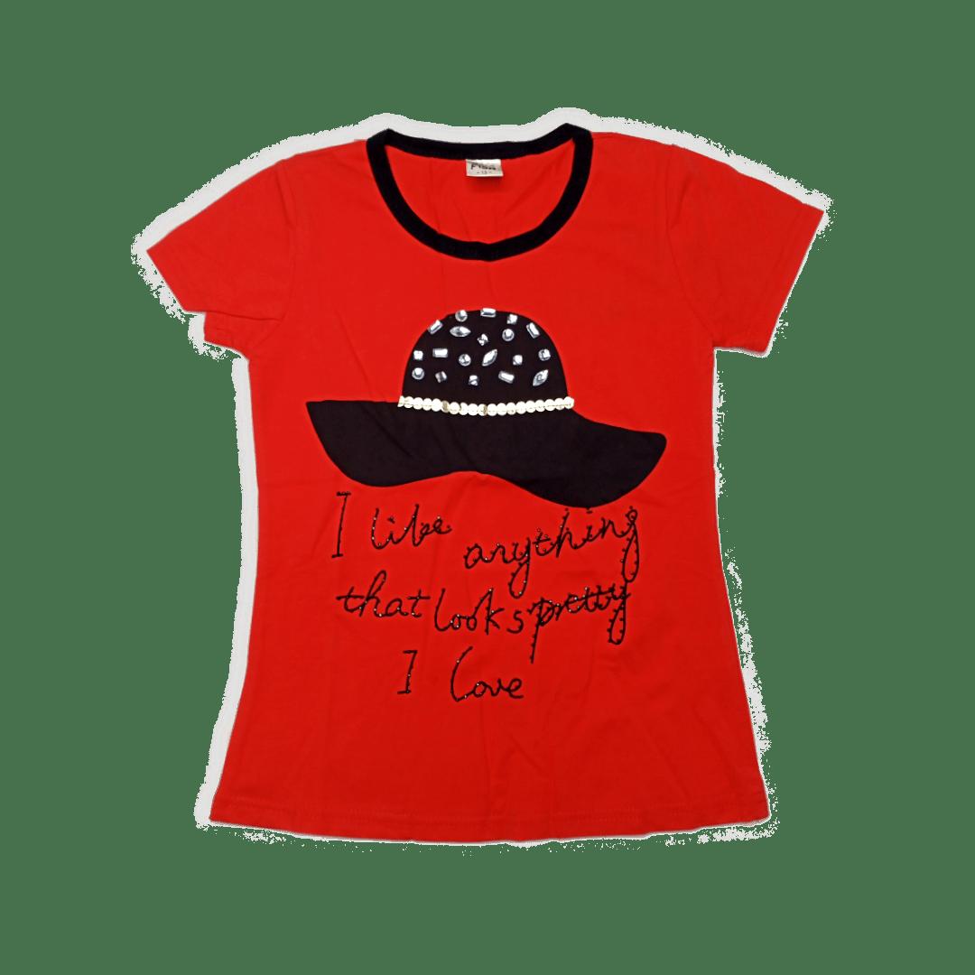 Fish Blouse Hat