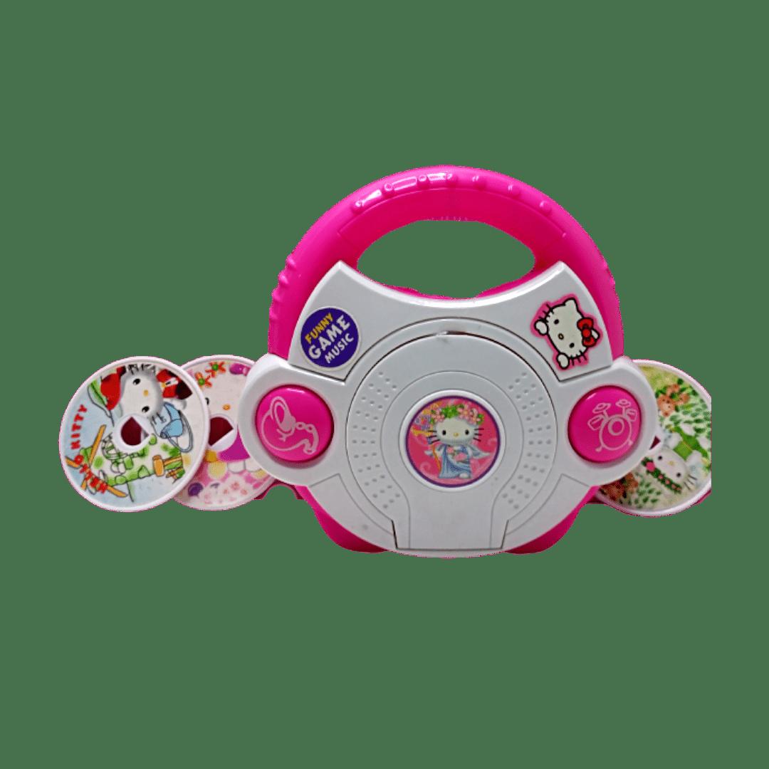 Hello Kitty Musical Stereo