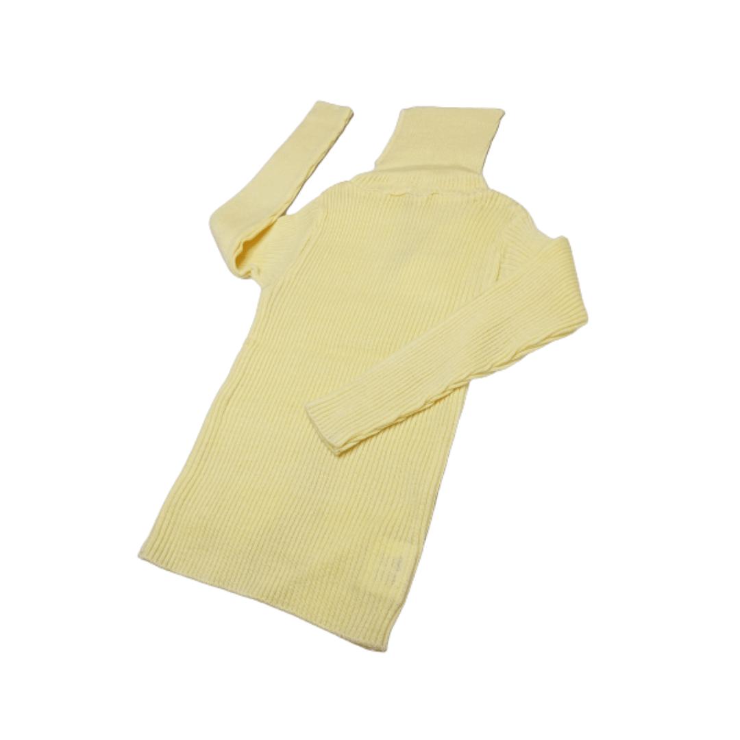 Smartee Premium Winter High Neck (Yellow)
